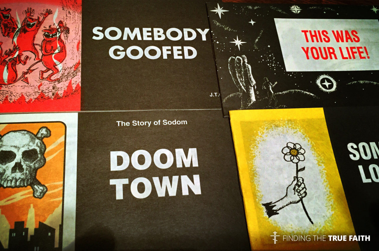 jack chick tracts