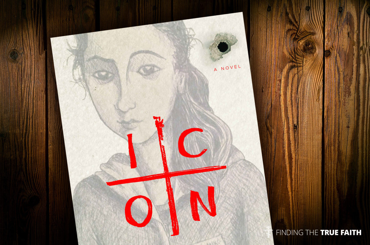 icon: a novel is a new work of fiction for orthodox youths